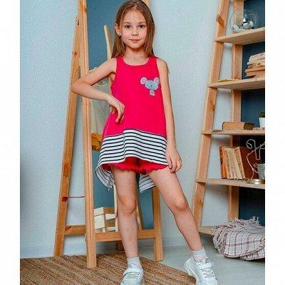 ☀️ИНОВО - Стильная одежда, которую обожают дети 😉 — Костюмы летние для девочек — Комбинезоны и костюмы
