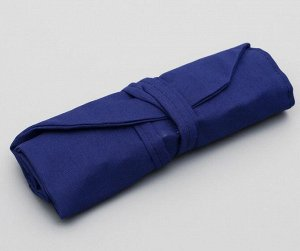 Аппликатор игольчатый «Повязка», 61 колючка, синий, 25х40 см