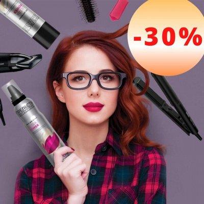 Косметика топовых брендов России для тебя и твоих близких — Средства для укладки волос — Укладка
