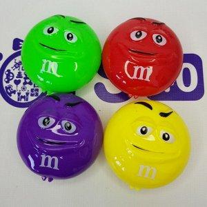 """Слайм цветной """"M&M's"""" mini2 в ассортименте"""