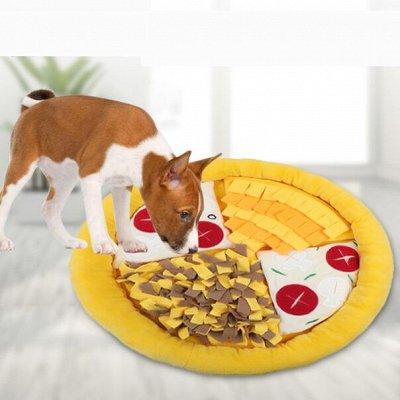 😺 Ушки, лапки, хвостики. Популярная закупка для любимцев — Развивающие коврики для собак. Для любого возраста