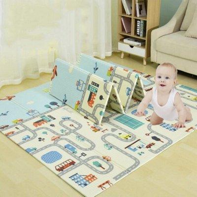 Домашний уют и комфорт💒 Распродажа ковровых дорожек — Детские складные двусторонние коврики — Детям и подросткам
