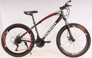 Велосипед 2-х колесный X8 MTB2 (черно/красный)