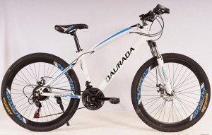 Велосипед 2-х колесный X8 MTB3 (бело/синий)
