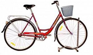 Велосипед Гамма 28 NEW LADY (жен.) (красный)