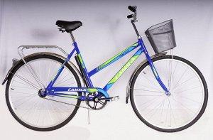 Велосипед Гамма 28 LADY (жен.) (синий)