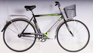 Велосипед Гамма 28 MEN (муж.) (черный)