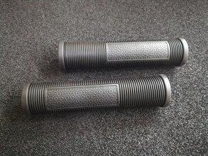Грипса - ручка руля XH-G140 TPR BLACK  L=R=130mm (пара)