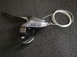 Рукоятка переключателя ASTEF5002LSBL-L 3SP 1800mm левая