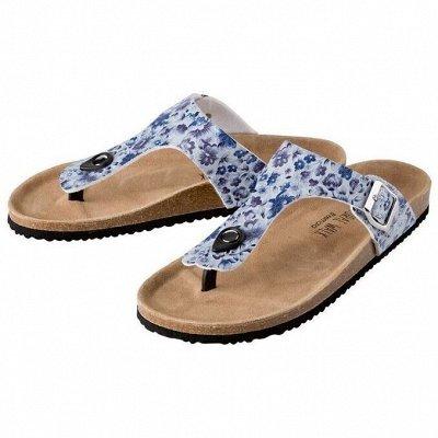 ЕвроСток! Обувь из Германии для всей семьи💥 — Летняя обувь для женщин. — Пантолеты, шлепанцы