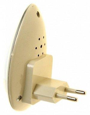 """Ночник """"Светлячок"""" с датчиком освещения, 3_LED х 1 Вт, 10 см (220В)"""
