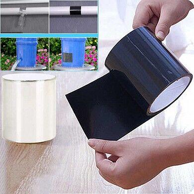 Домашний уют и комфорт💒 Распродажа ковровых дорожек — Сверхсильная клейкая лента Flex Tape — Для ремонта