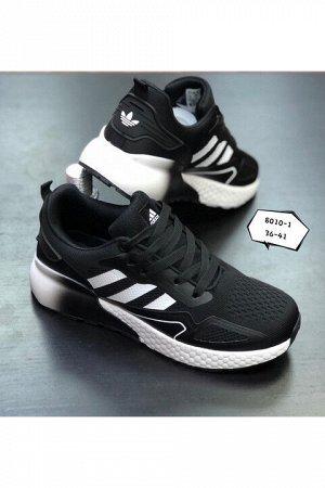 Женские кроссовки 8010-1 черные