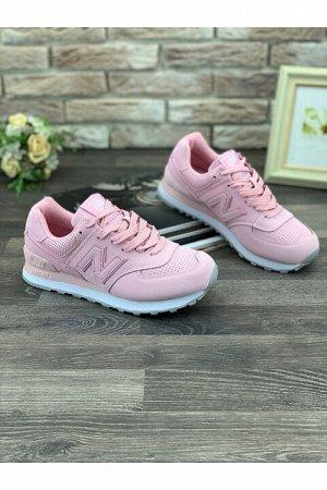 Женские кроссовки S889-26 розовые