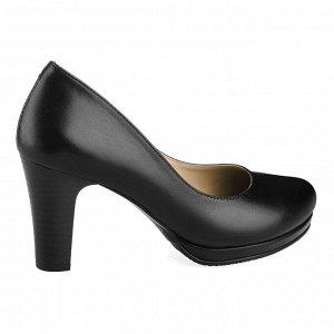 Женские туфли на платформе. Модель 2374