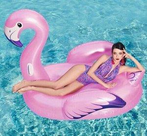 Надувной плотик Фламинго