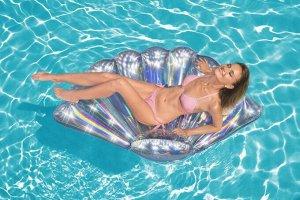 Надувной матрас-плот для плавания