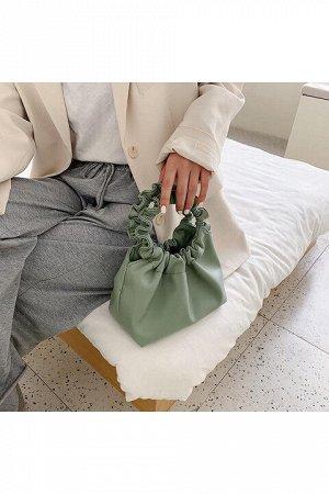 Сумка хаки Параметры сумки: 23см*9см*13см Сумка может немного отличаться от фото