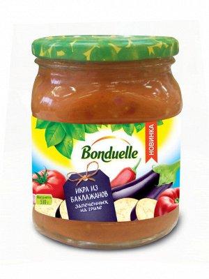 Bonduelle (Бондюэль) Икра из баклажан (500 мл)