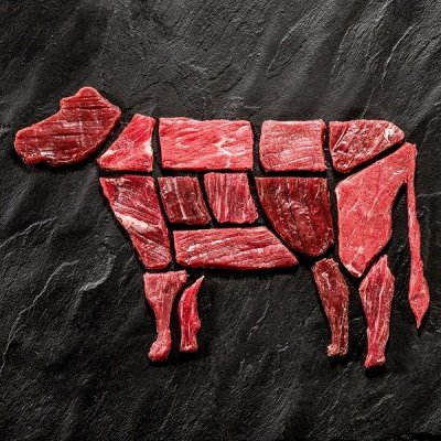 Мясные и молочные продукты, салаты. Соусы, консервы. Азия — Говядина (Оковалок, лопатка, печень) — Говядина и телятина