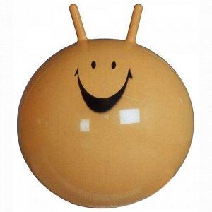 Мяч-прыгун 45 см.  цв.желтый