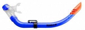 Трубка для плавания р.M/L  цв. синий  тм.ATEMI