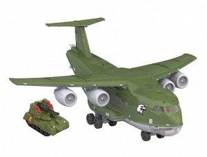 Самолет транспортный (в инд.коробке) тм Нордпласт