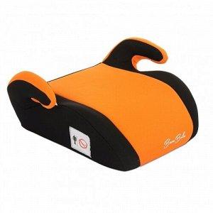 Бустер 15-36 кг. Tutela черный/оранжевый