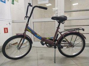 """Велосипед 20"""" Action sport Складной (на рост 134-146 см.)   20-1"""
