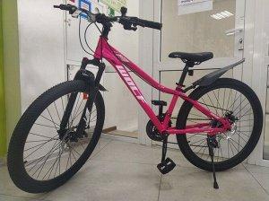 """Велосипед 26""""  WOLF скоростной (на рост 152-158 см.)   26-608"""