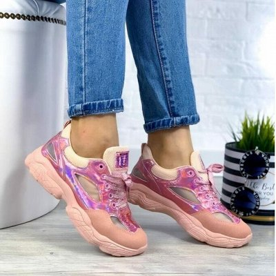 💥Нижнее белье! Обувь! Все скидки в одной закупке — Еще модные женские кроссовки