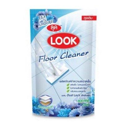 """СJ LION — азиатский Мойдодыр — LION Средства для уборки помещения и мытья пола """"Look"""""""