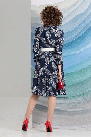 Платье Avanti Erika 1171-8 синий