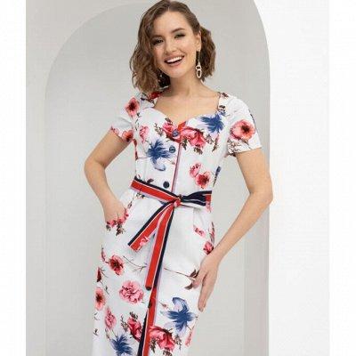 Вкусные скидки! Чарующая женская одежда — Новинки — Повседневные платья