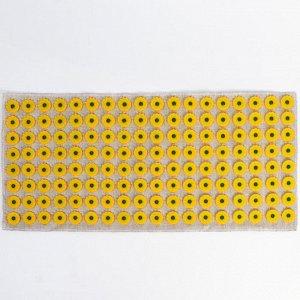 Аппликатор Кузнецова, 144 колючки, лён, 260*560 мм