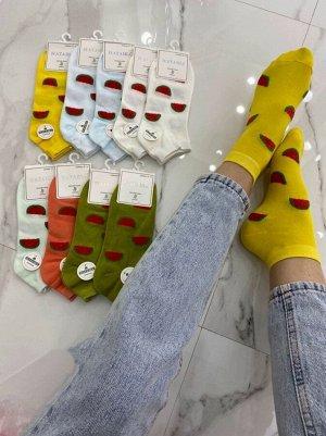 Носки Цвет в ассортименте