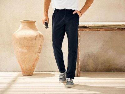 ЕвроСток! Одежда из Германии для всей семью — Брюки, джинсы, шорты для мужчин — Повседневные