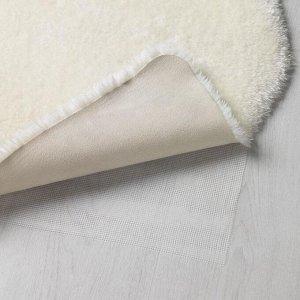 Ковёр ТОФТЛУНД, 55x85 см, цвет белый