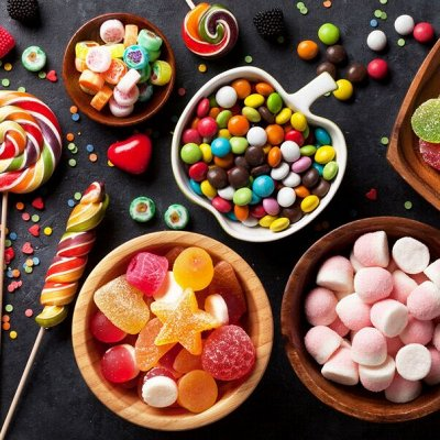 Леденцовой фабрики). Формы для конфет, пряников, печенья