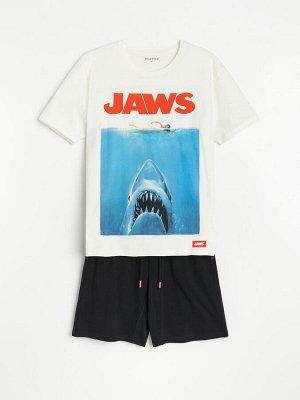 Пижамный комплект из двух предметов Jaws