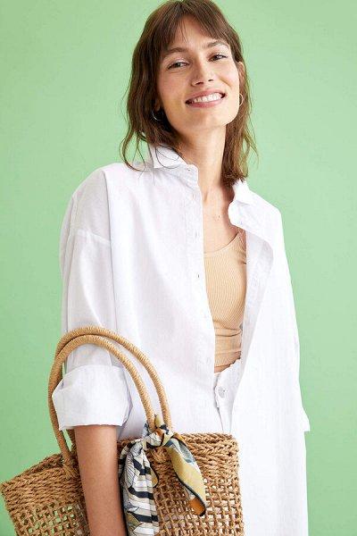 DEFACTO- платья, свитеры, кардиганы Кофты, джинсы и пр — Женские рубашки,
