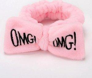 Косметическая повязка розовая