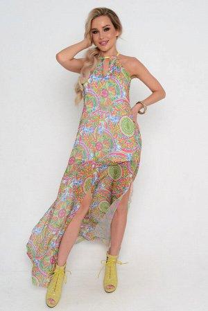 Платье Длина артикула измеряется по спинке от основания шеи до низа изделия.  Длина для размера 42, 44, 46, 48, 50, 52: 150 см.  ВАЖНО!  Длина подкладки для размера 42: 72 см. Длина подкладки для разм