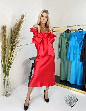 Комплект: платье+рубашка