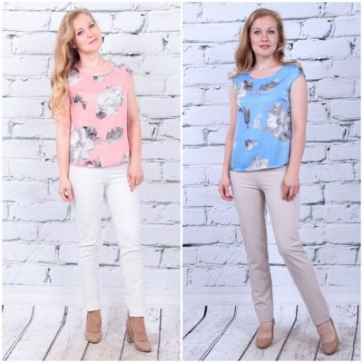 OLSARRI. Нежные оттенки лета — Блузки — Блузы