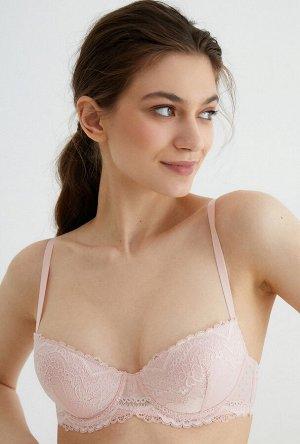 Бюстгальтер T-Shirt жен. Fiby пыльный розовый