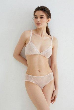 Трусы боксер жен Florine пыльный розовый