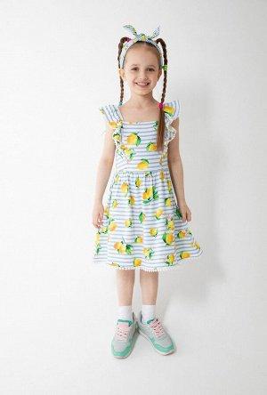 Платье детское для девочек Malyky ассорти