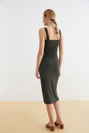 Платье жен. Ashley хаки