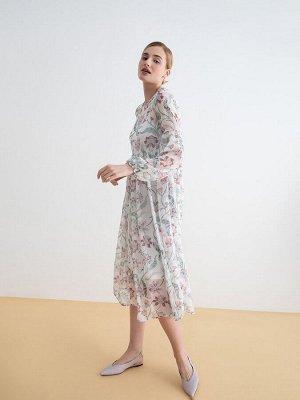 Платье жен. Moresk цветной